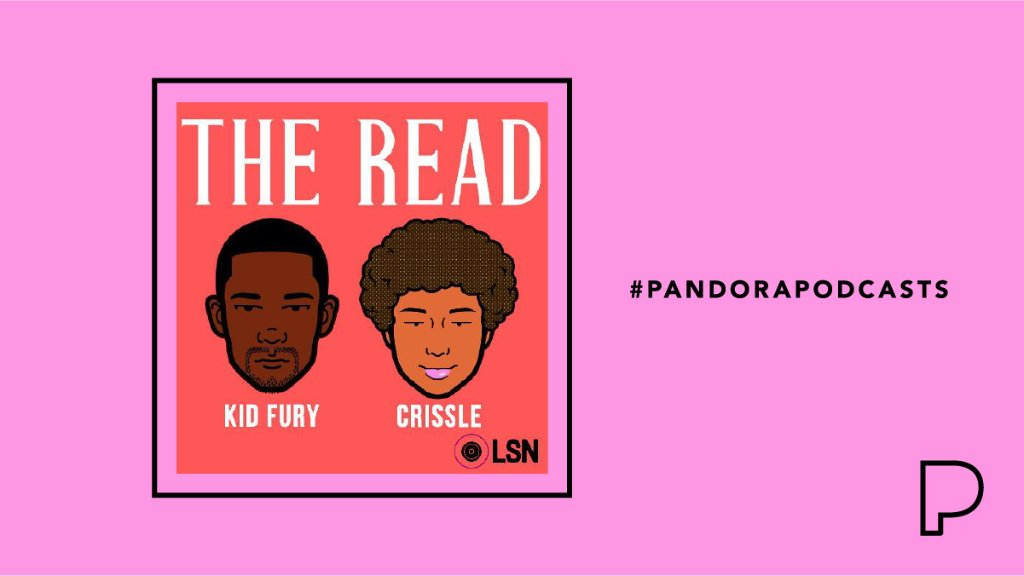 "This tea is hot 🌡️ Join hosts @KidFury and @crissles on their weekly podcast @ThisIsTheRead, covering hip-hop and pop culture's most trying stars. Hear their latest episode ""Unhinged"" now: https://t.co/4EVwof668y #PandoraPodcasts https://t.co/ewHdkMYilu"