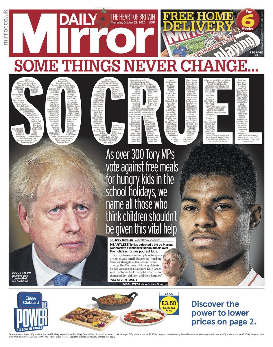 @DailyMirror's photo on Tory