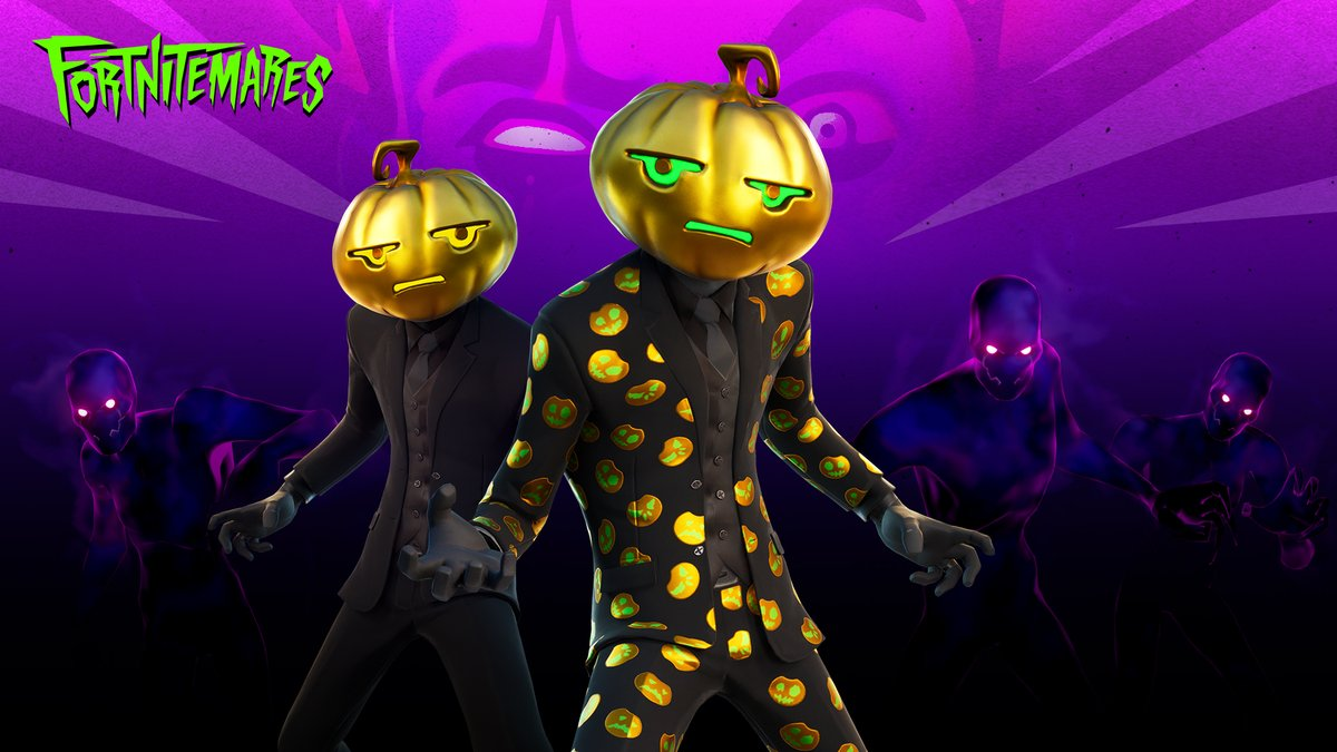 Squash the competition 🎃  Grab the Jack Gourdon Outfit with new Styles in the Item Shop now! https://t.co/lxILz6Ef9G