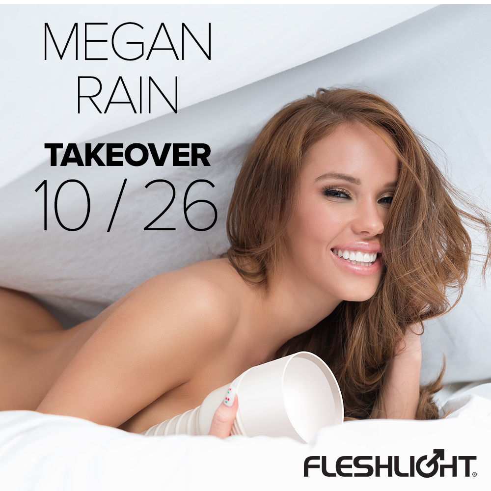 It's a TAKEOVER! Get a sneak peak at a day in the life of one of your favorite adult stars and our newest