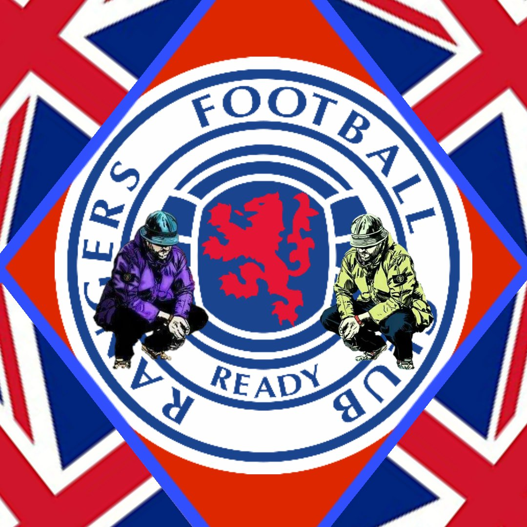 One for the Rangers lads and lasses amongst us #BritishAndProud #WATP #Rangers https://t.co/K08S8tmLbK