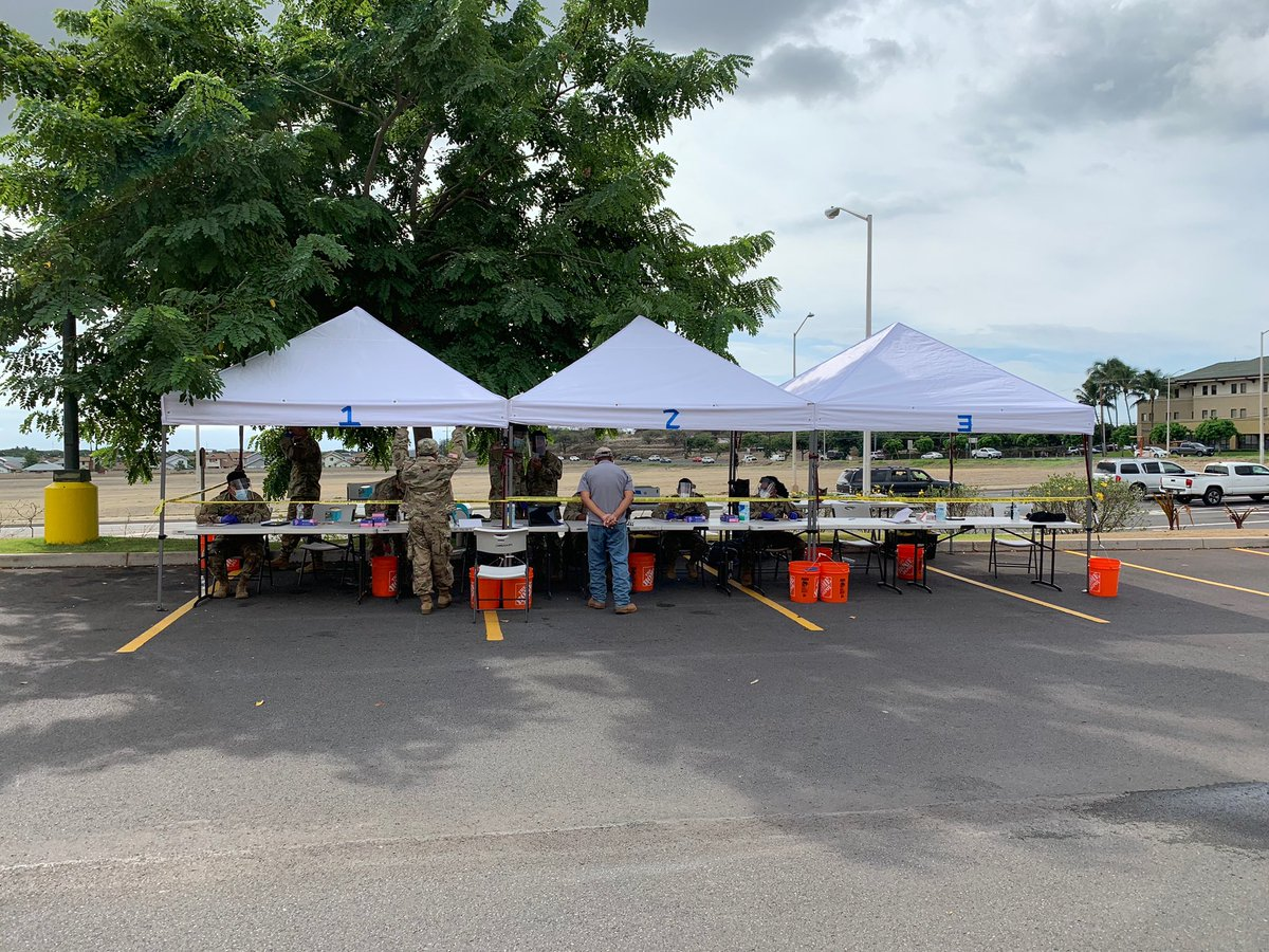 Oahu Emergency Mgmt On Twitter Free Covid 19 Testing Is Open Now At The Waikiki Shell And Kapolei Walmart Until 2pm Both Sites Have Ample Parking And Are Easy To Access For Anyone