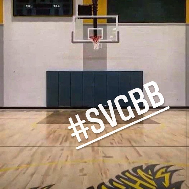 🏀 This is going to be a very special place here in Gtown. Come join the #SVGBB family! #basketball #wbb #SVHS #Germantown #girlsbasketball https://t.co/Kl74IACUJv