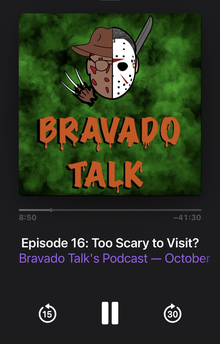🚨NEW EPISODE 🚨                            In this episode our hosts take a dive and discuss what they think is the scariest places to visit in the world 👻  #applepodcast #spotify #youtube #bravadotalk #podcastlife https://t.co/fAtG4zQamo