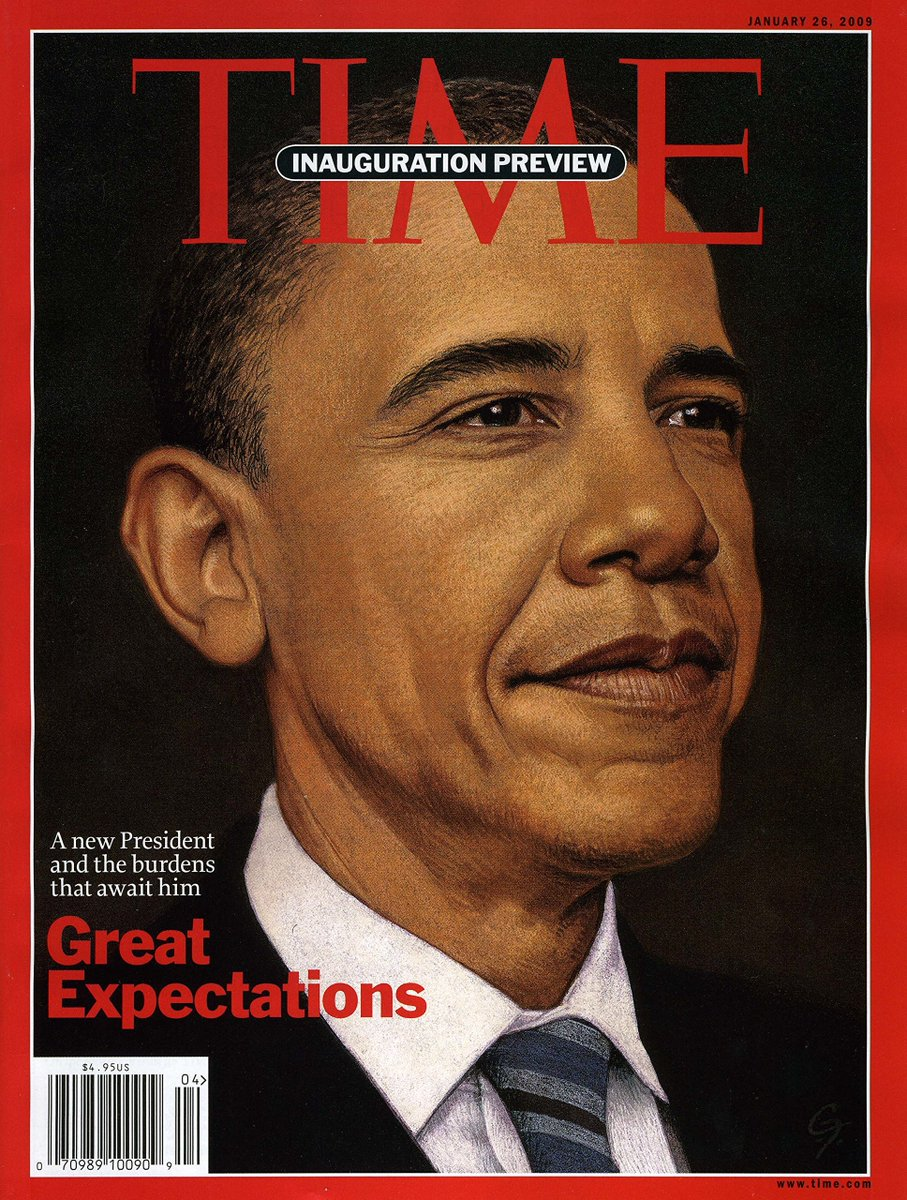 #Obama #Time #Person of the year. #Great #Expectations!🏆 #Remembering #Obama! https://t.co/TkJOPwlyo4