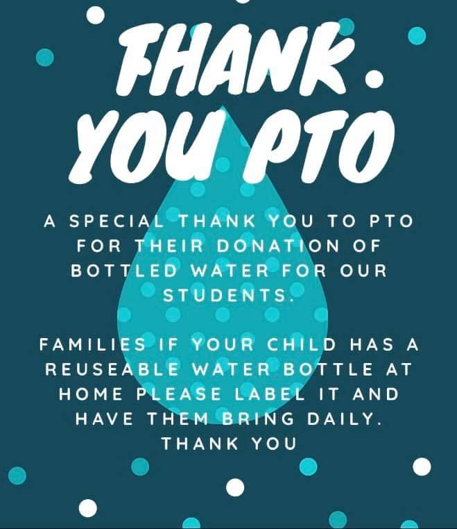 We are so grateful to our Wise PTO! @ChapelHill_ISD @Carp_CHISD