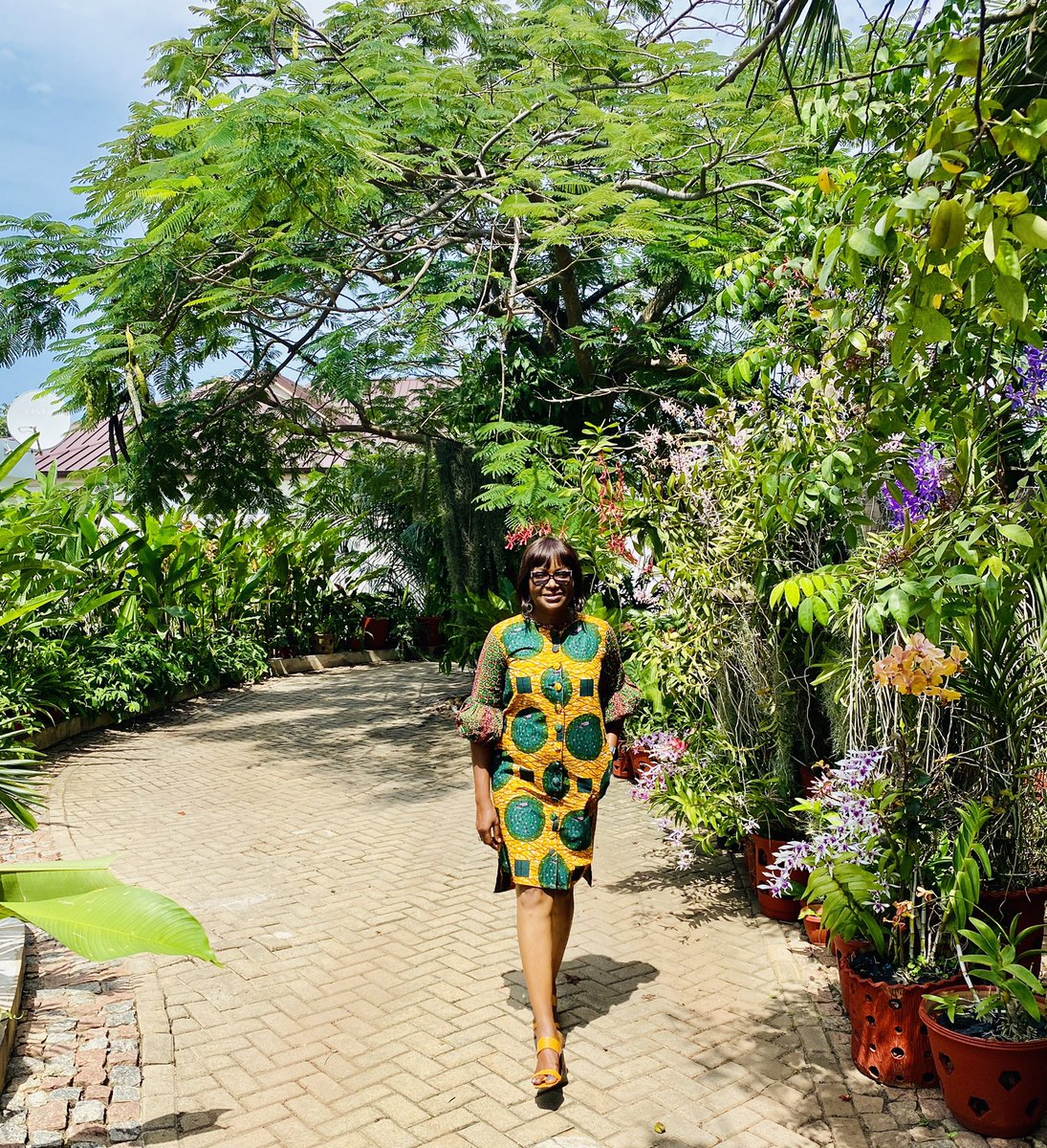 Where does your life path lead you? I pray to pleasant, green and fruitful pastures. But most importantly to a life of purpose. #lifebydesign I can make your outdoor living space just as awesome! #gardendesign #landscaping #orchidgarden #addvalue #lilygraceinteriors https://t.co/J58fslLS18