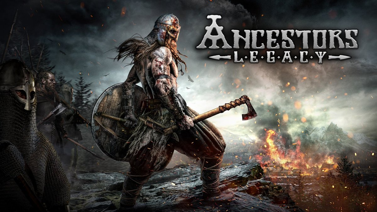 #win Ancestor's Legacy In our new #giveaway  RT and follow !  (Tag a friend if u can)  Ends  Fri 23rd 8 EDT #key #Giveaways #freegames  #raffle #videogames #retweet  #Steam  #freestuff  #freegamecodes #FreebieFriday #free #gaming #games  #SteamDeals #contest #freebie #cdkey https://t.co/WCnq9ihLd6