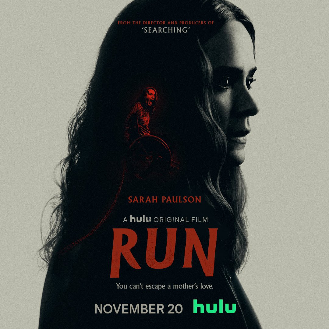 👀   The second trailer is almost here... #RunFilm https://t.co/zeSjcLwg1L