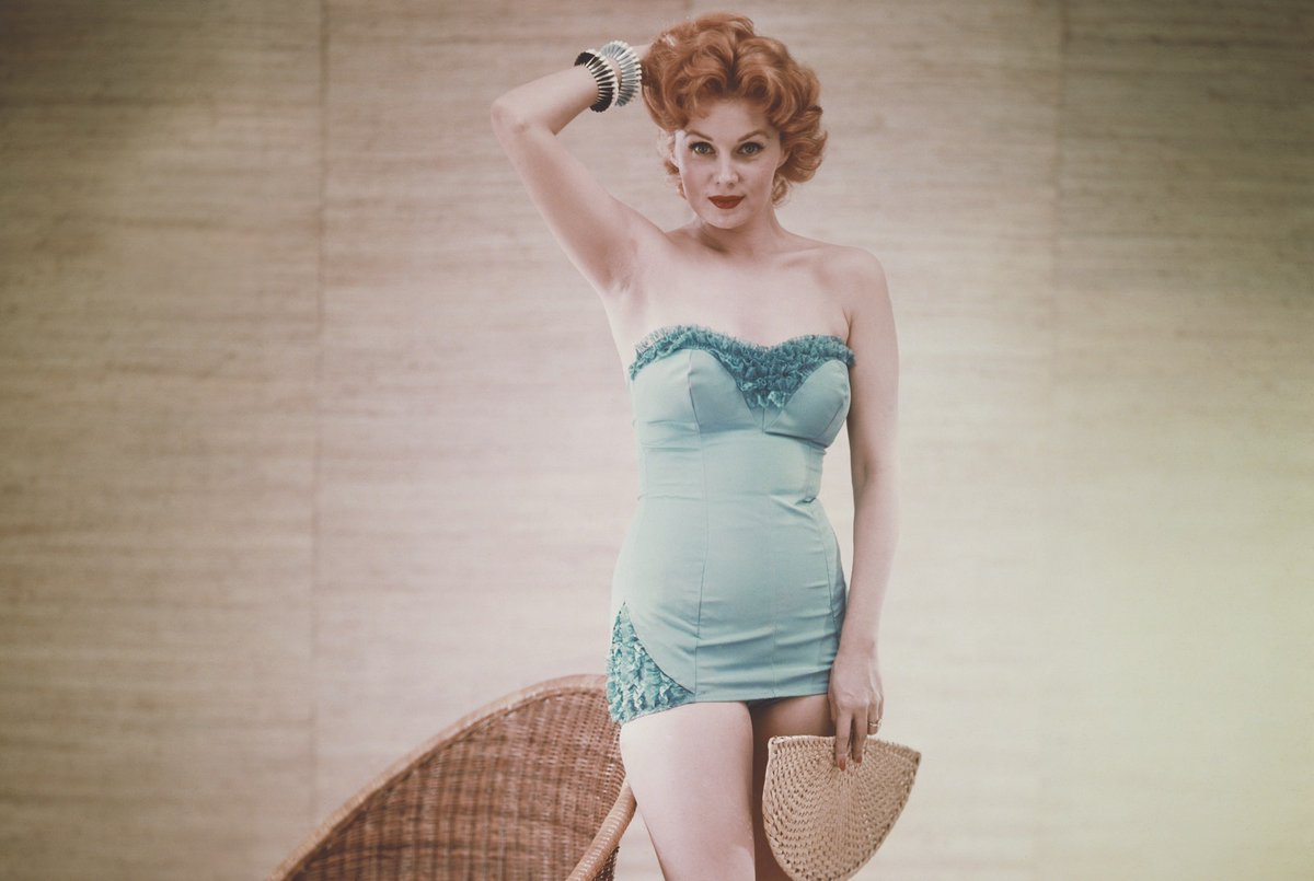 https://t.co/WnhnS8FbEo MOVIE MOOD, Rhonda Fleming, Technicolor Star, Dies at Age 97   https://t.co/iqvV0nUfIG https://t.co/2chRKGIBdd