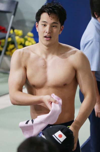 Young Japanese competitive swimmer-turned-adulterer Daiya Seto is quite good-looking and I can't blame the women falling for his charms. This guy is a full-course meal! https://t.co/mdPIfrDetD