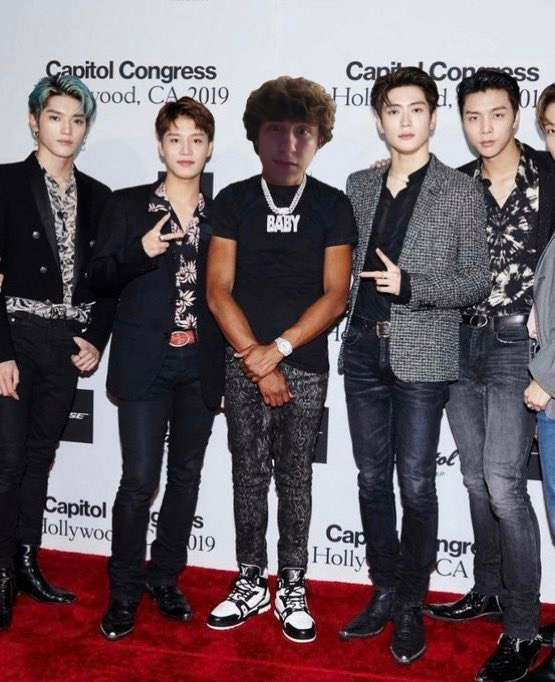 just met BTS they were cool #BTS #BTSconcert #JIMINDAY #MapOfTheSoulOne #MapOfTheSoulOne_D1 #BTS_BE #HappyBirthdayJimin thanks boys it was a really good time https://t.co/yA7WgiFLBo