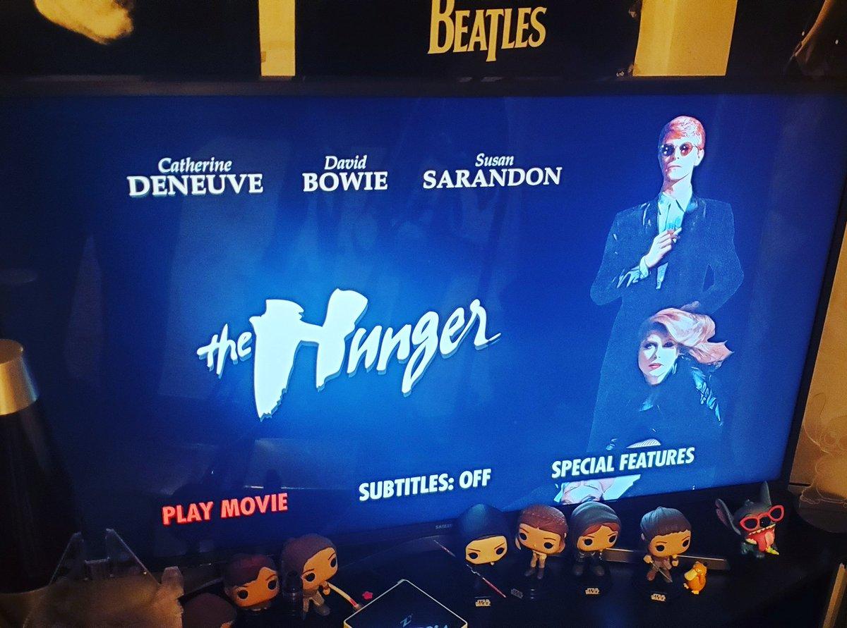 Day 21. A very stylish Tony Scott film! #31daysofhorror #31daysofhalloween #halloween #horror #bluray #movie #film #cinema #critic #followforfollowback #tv #tvshows #bluraycollectionupdate #bluraycollector #movies #movienerd #bluraycollection https://t.co/lUaWiUT2b5