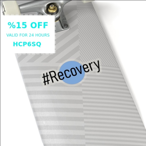 💎BUY NOW @ https://t.co/CLU89n74oK💎 💎Kiss-Cut Stickers - #Recovery Blue @ $5.00💎 💎Find Your Bliss Today 👉 https://t.co/QtVAu7LZ92 💎 #Steve #god #recovery https://t.co/cd8ld8tGAr