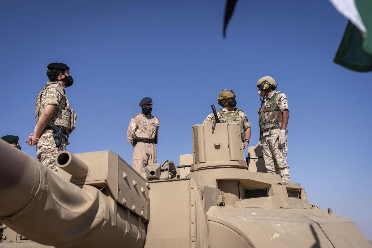 #Jordan exercises new Leclerc tanks https://t.co/L81MqVVAab #UAE https://t.co/hNy1GvWZ4e
