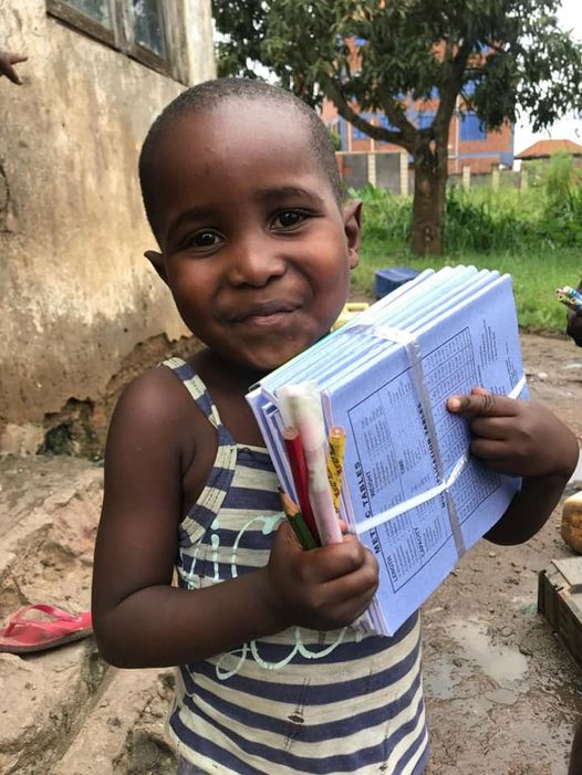 """""""One child, one teacher, one book and one pen can change the world for the poor"""" Let us kindly start with #donating a #book or #pen to #poor children in #Uganda to facilitate their #eduaction today. #Impactlives #Changelives https://t.co/OYOkWBHdg0 https://t.co/W37qICRWd0 https://t.co/mqN2Nj5Yhl"""