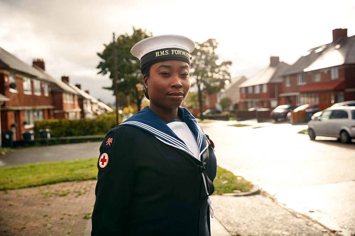 A @RoyalNavy nurse and veterans are the faces of this year's Royal British Legion Poppy Appeal as the charity tells the public that their donations are more important than ever. #PoppyLegion #everypoppycounts #poppyappeal Read how you can help here: ow.ly/7Zpf50BZq8v