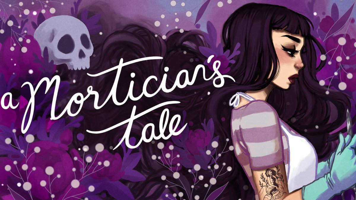 🚨 NEW VIDEO ALERT 🚨  Have a glimpse into the life of a Funeral Director with A Mortician's Tale!   https://t.co/B6KkADyVBR  #AMorticiansTale #itchio #smallyoutuber #SmallYouTuberArmy #smallyoutubercommunity  @laundry_bear https://t.co/NlWpvmtPSi