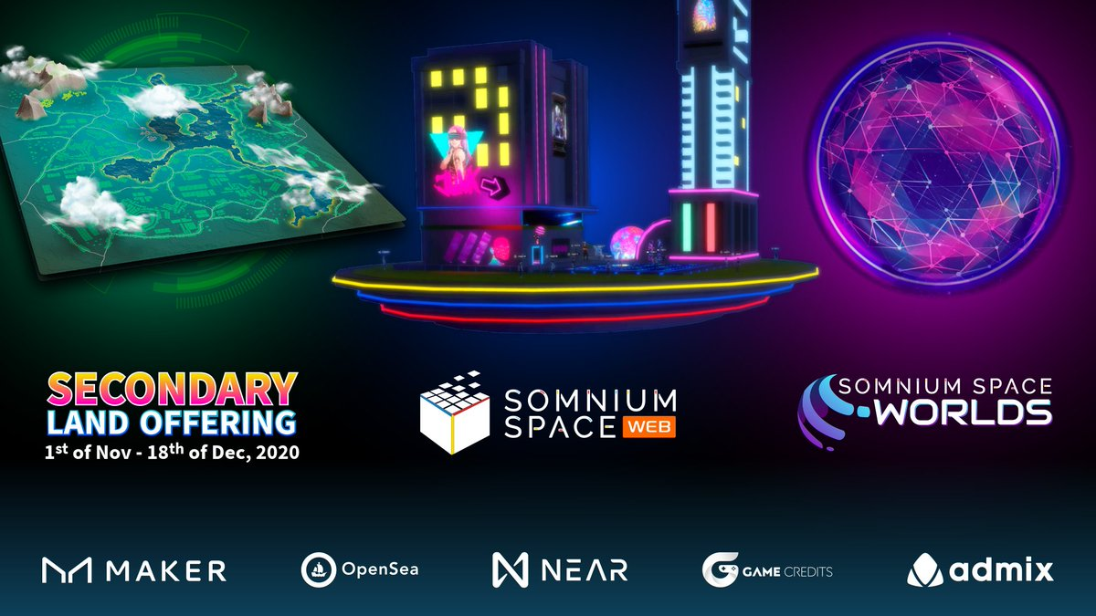 .@SomniumSpace has big plans for VR and we're thrilled to be a part of them! Check it out:
