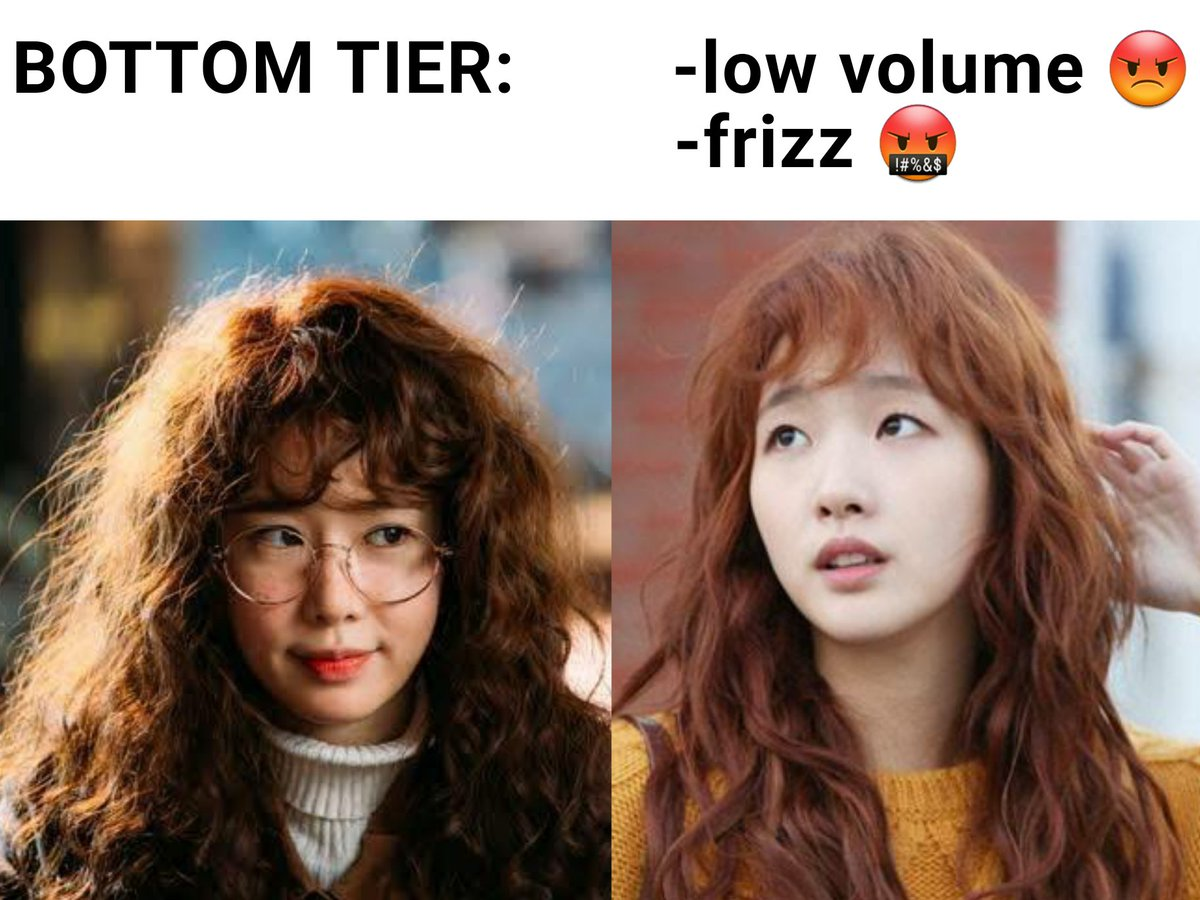 the definitive guide to curly hair in kdramas 😌✌️ #CheeseintheTrap #Persona #SheWasPretty #BoysOverFlowers https://t.co/3OACJaroxz