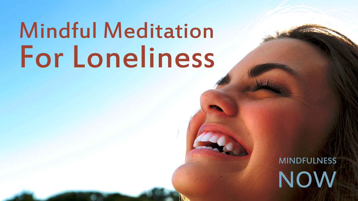 Do ever feel lonely? Try my 10-minute Mindfulness Meditation for Feelings of Loneliness and Isolation to help change how you feel.   https://t.co/0Jrn2pDtQw #mindfulness #10minutemeditation #meditation #lonely #loneliness https://t.co/UD66ilKff4