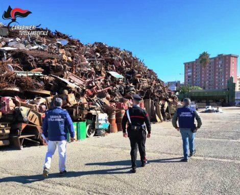 Traffico illecito di rifiuti, sequestrata una società a Palermo dai carabinieri del Noe - https://t.co/VvESWrKbpA #blogsicilianotizie