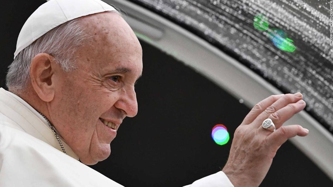 How to read Pope Francis' message of love for LGBTQ people   @CNNOpinion cnn.it/34hugia