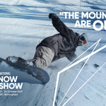Image for the Tweet beginning: Further Details of #TheNationalSnowShow Unveiled  It