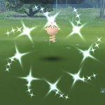Image for the Tweet beginning: 久々に光ってくれました🤩✨ お初の子🥰  #ポケモンGO  #PokémonGO #バネブー #色違い #shiny #いらっしゃいませ #ようこそ #はじめまして #好きなようにGOしよう