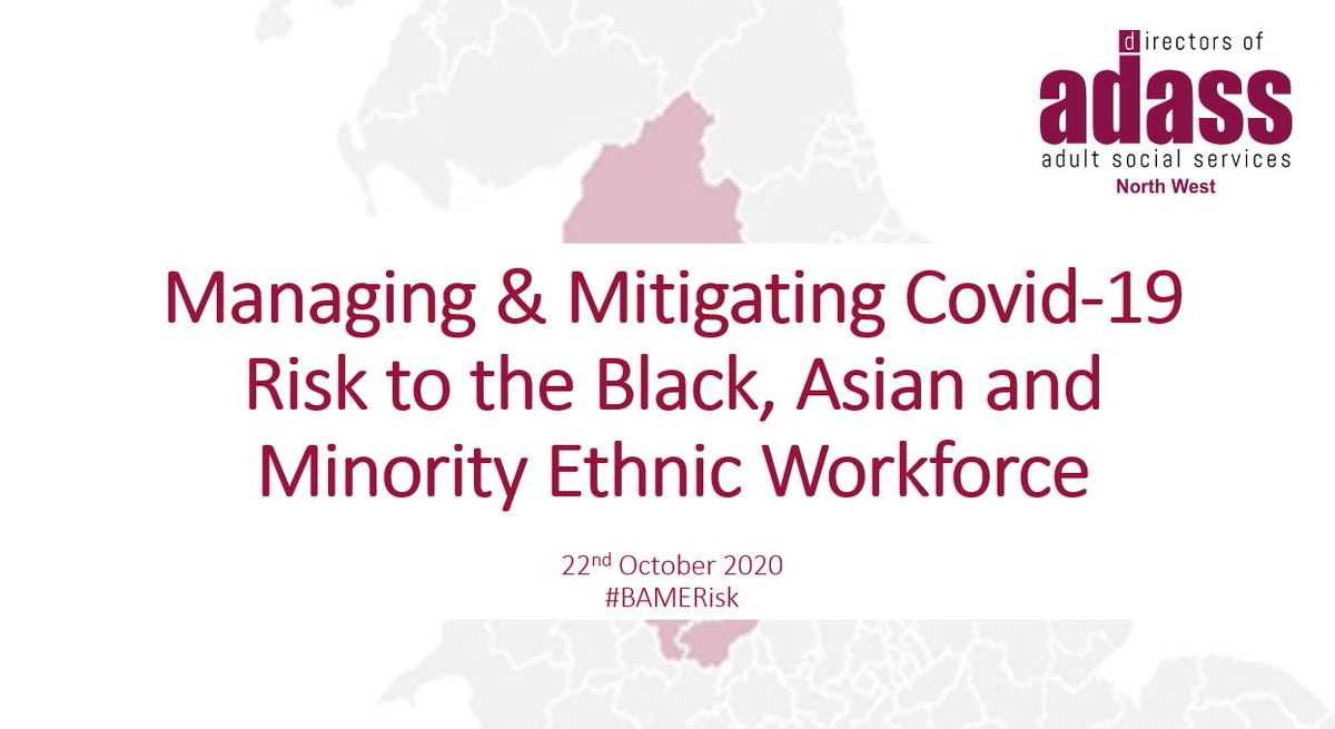 test Twitter Media - We're about to go live with our national webinar to support and protect our BAME social care workforce. #BAMERisk  Our toolkit can be found here 👉 https://t.co/coqjwrqYw2 https://t.co/ClUy3Vz14b
