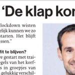 In #ADUN: @dalto_korfbal zou komende zaterdag hun rentree maken in de Korfbal League, maar de gedeeltelijke lockdown gooit roet in het eten. Aanvoerder Rudo Schulting: 'De klap komt heel hard aan' #korfbal