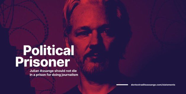 @GongSteve Yes, unite, reach out – across the borders of your bubble, connect & reach out some more.  Create #Awareness   #FreeAssange   Humans for: #humanity , #FreedomOfThePress , #HumanRights , #justice , #transparency and ultimately  #Peace   #networking #movement #Lobby #voice #unity https://t.co/DWvZk1sT5f