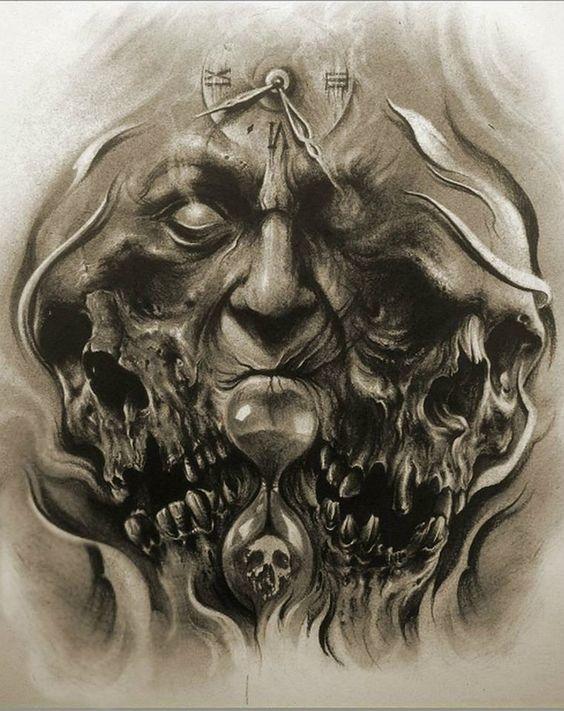 Demonic Tattoos Design Ideas #1 - https://t.co/OBuyOi6AfT via @Planetoftattoos #planettattoos https://t.co/DmZP7nJ69D