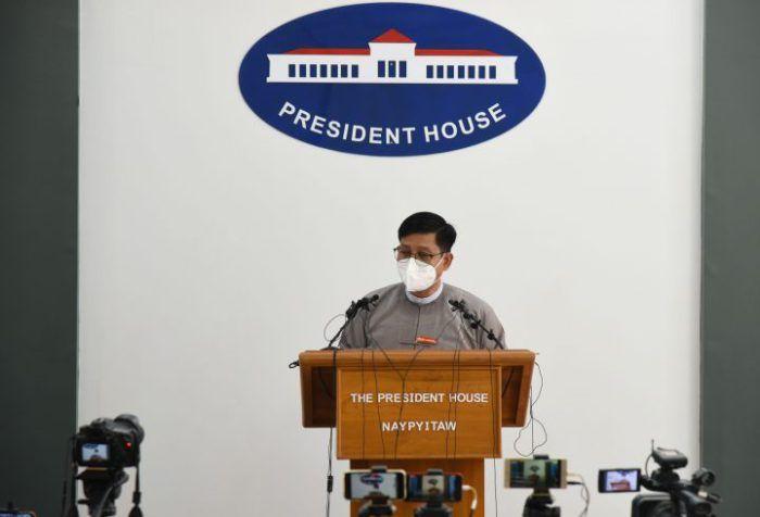 탈옥 혐의로 체포된 미얀마정당 대표, 상세 사업 내역 공개 https://t.co/6pFqxsLo1S #미얀마 #미얀마뉴스 #미얀마정보 #미얀마사업 #Myanmar https://t.co/Gwy2r1VF9t
