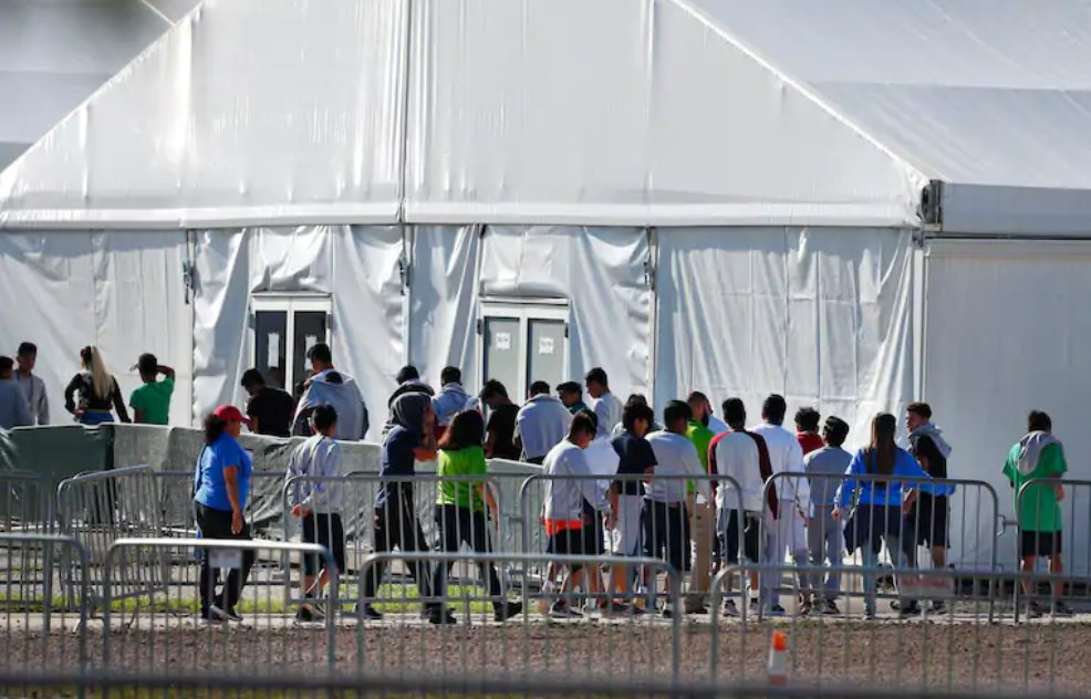 Assessing the Trump administrations 2018 policy of forcible family separation at the border, @washingtonposts editorial board writes: For all intents and purposes, these children were kidnapped by the U.S. government. washingtonpost.com/opinions/lets-…