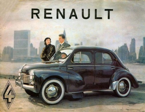 test ツイッターメディア - 73 years ago today (22 October 1947), the #Renault 4CV was released at the #Paris Motor Show, signalling new energy in small car design. https://t.co/8PPYPotOKu #cars #classiccars #ThrowbackThursday https://t.co/jTxx22OaEz