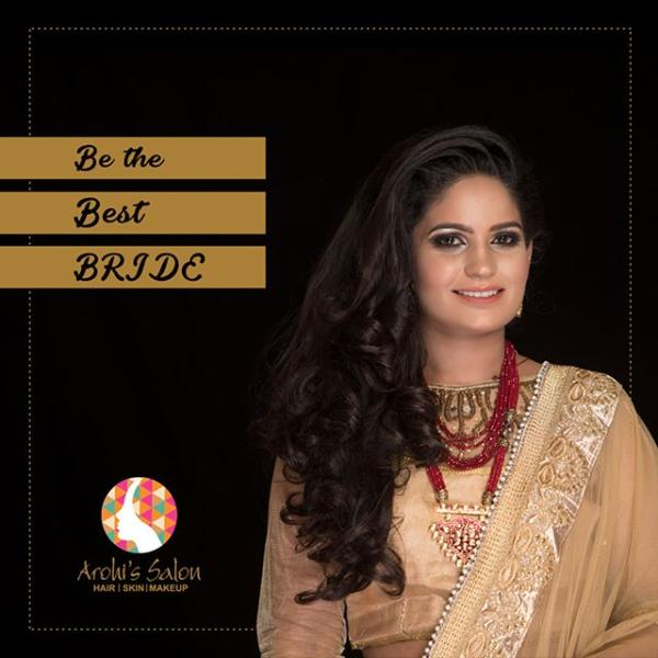 make-up by Sukanksha Gupta  #sukanshagupta #arohissalon #makeup #beauty #nails #nailart #hairstyle #skincare #skin #haircare #vaishalinagar #imliphatak #chitrakoot #jaipurmakeup #bridalmakeup  https://t.co/7rNHTW7TPo https://t.co/iV7vIev3Ot  Ph. No. : 0141-4107928,9828508424 https://t.co/BRr6CYHHZU