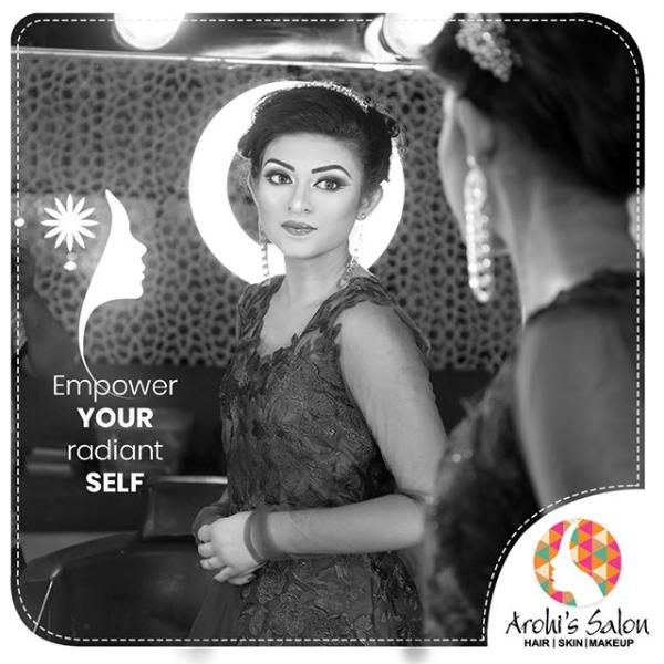 make-up by Sukanksha Gupta  #sukanshagupta #arohissalon #makeup #beauty #nails #nailart #hairstyle #skincare #skin #haircare #vaishalinagar #imliphatak #chitrakoot #jaipurmakeup #bridalmakeup  https://t.co/7rNHTW7TPo https://t.co/iV7vIev3Ot  Ph. No. : 0141-4107928,9828508424 https://t.co/eFDLB0QXSf
