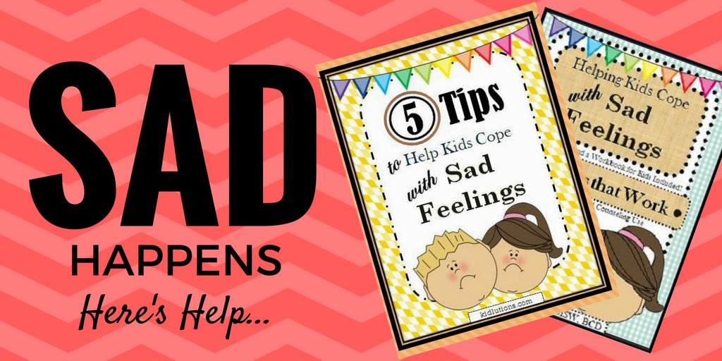 Sad feelings are okay. Help kids learn to cope with them! #coping #feelings https://t.co/90zY9UpibL https://t.co/H51tRQHs6Q