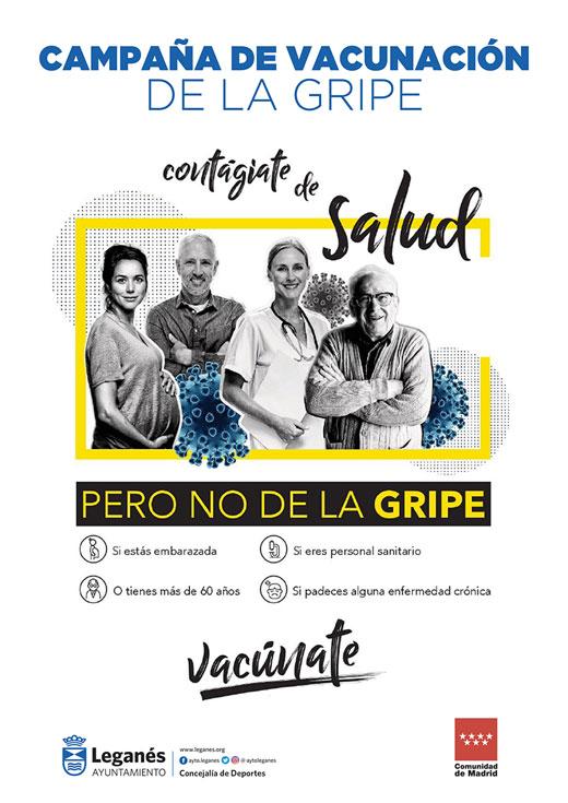 Muchas gracias a la @ComunidadMadrid, personificada en @IdiazAyuso y @eruizescudero por proveer con tanta rapidez y eficacia las dosis de vacuna contra la gripe para los mayores de #Leganés. El señor que abajo escribe no inicia campaña alguna. Si acaso, electoral.