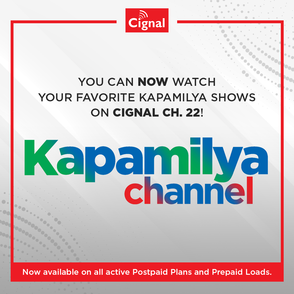 Image result for kapamilya channel cignal