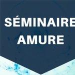Image for the Tweet beginning: 📣Aujourd'hui séminaire AMURE à 14h