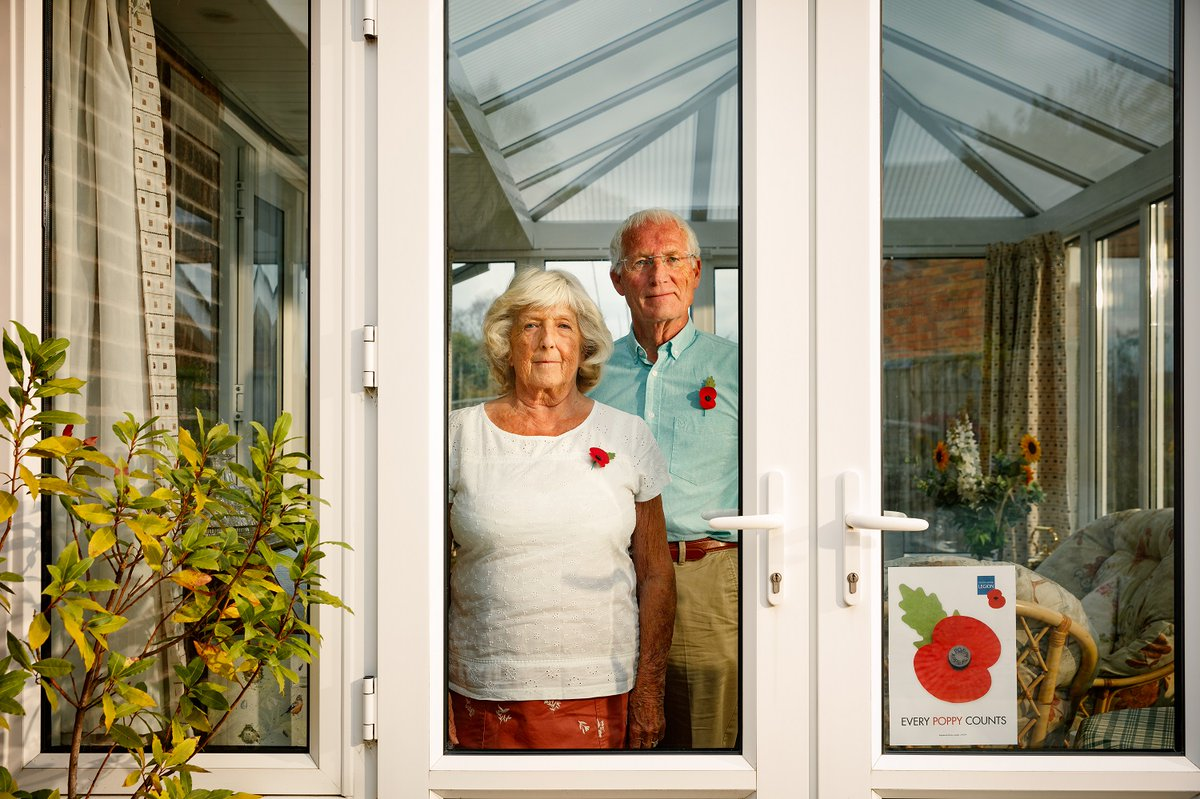 Today is the launch of the #PoppyAppeal and our work is more vital than ever. #Covid19 means this years Appeal will look different but there are still lots of ways you can get involved from home. Find out more and support the Poppy Appeal today. ➡️ rbl.org.uk/poppyappeal