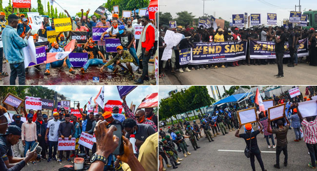 #EndSARS: Protesters Launch Online Radio 'Soro Soke' https://t.co/wQPkTkDV6L https://t.co/UdIYIsDsWo