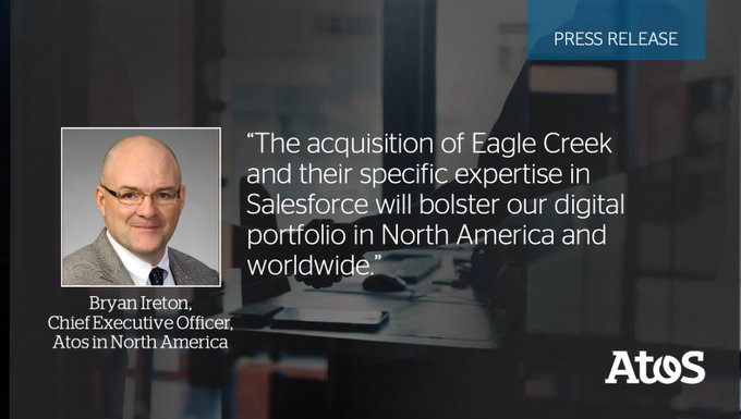 🇺🇸 Very happy to have reached an agreement to acquire US #Salesforce Gold Partner...