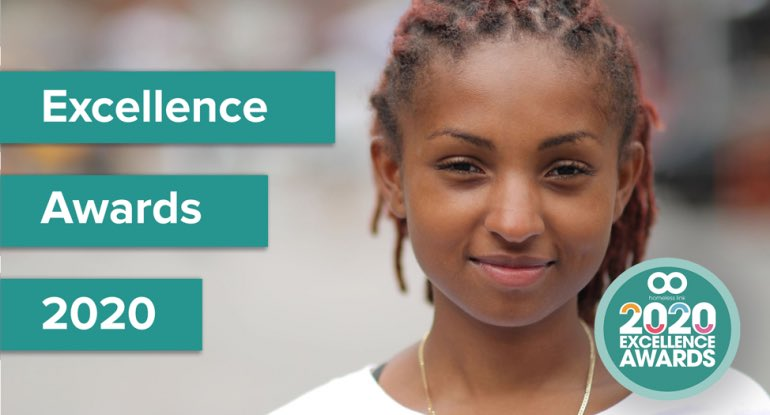 Looking forward to the judging of @HomelessLink #excellenceawards today! It's been a privilege to have been involved and read about all the amazing work our members have done to support those experiencing #homelessness during #Covid19UK Will you be our winner? 😊