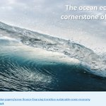 Image for the Tweet beginning: To achieve a #SustainableOceanEconomy more