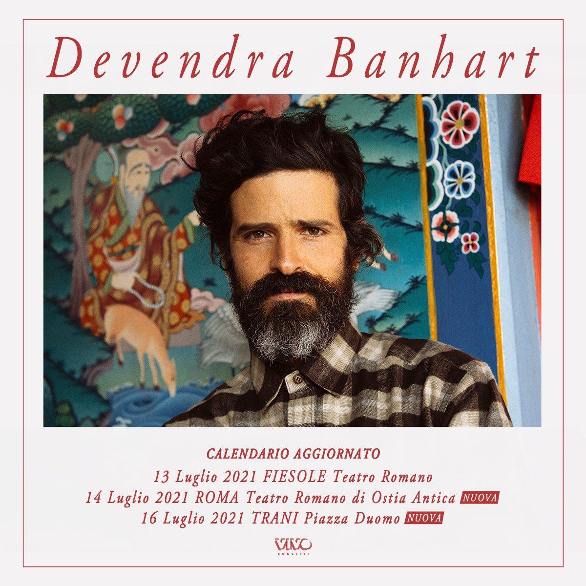Teatro Romano Calendario 2021 Devendra Banhart (@DevendraBanhart) | Twitter