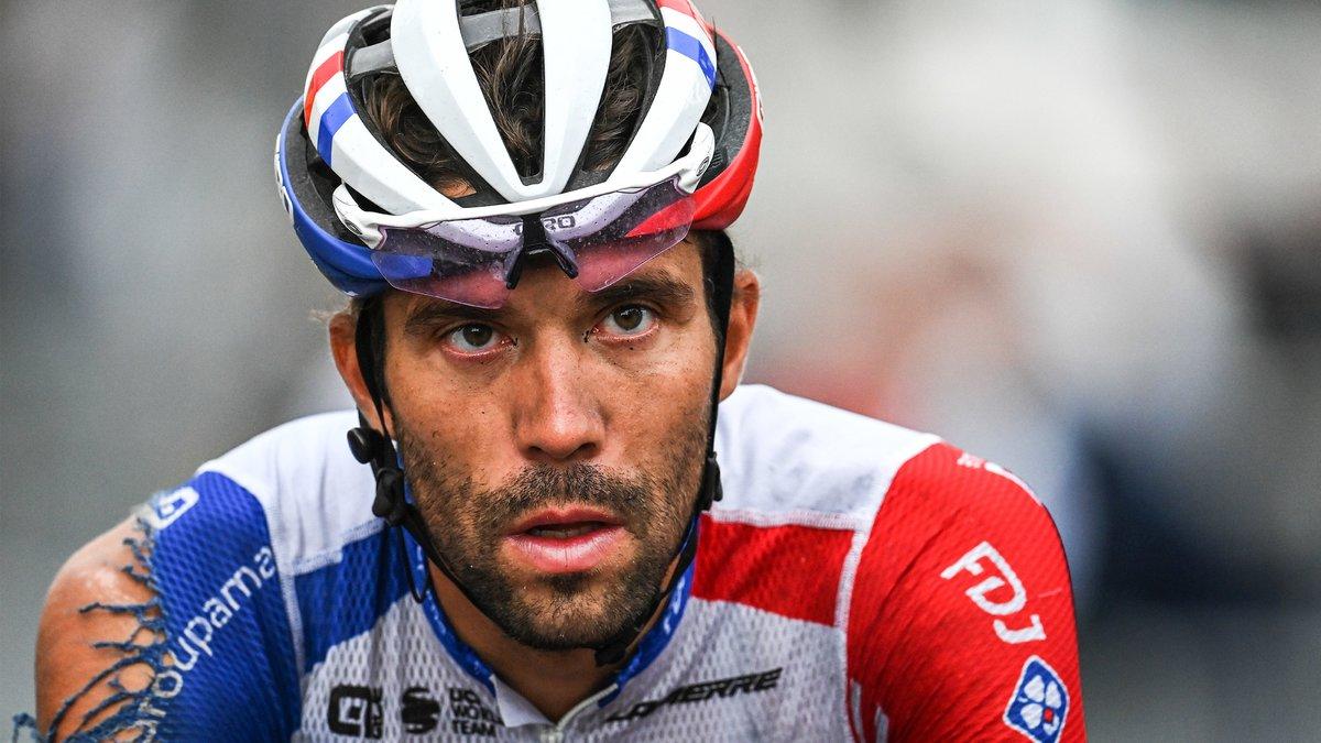 Cyclisme : Thibaut Pinot affiche sa déception après son abandon ! https://t.co/AKVSQauV6q https://t.co/9oSR1HdB1p