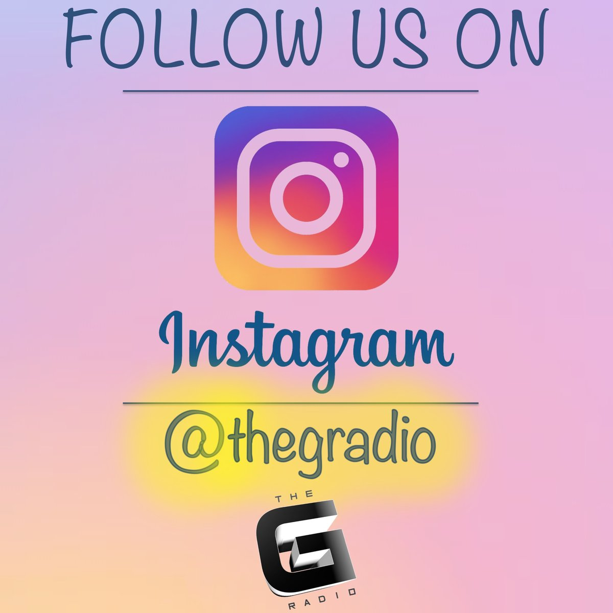Check Us Out On Instagram!  https://t.co/BmNqx0xn2J  #THEGRADIO #Instagram #Radio #Music #Artists #Rap #HipHop #RnB #MusicIsLife #MusicLovers #Streaming #Radio #Underground #Indie #Unsigned #UnsignedHype #UndergroundRap #UndergroundHipHop #UndergroundArtists #IndieArtists #AllRap https://t.co/i7prrrphhl